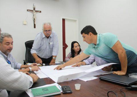 Reunião com Construtora Humberto Lôbo