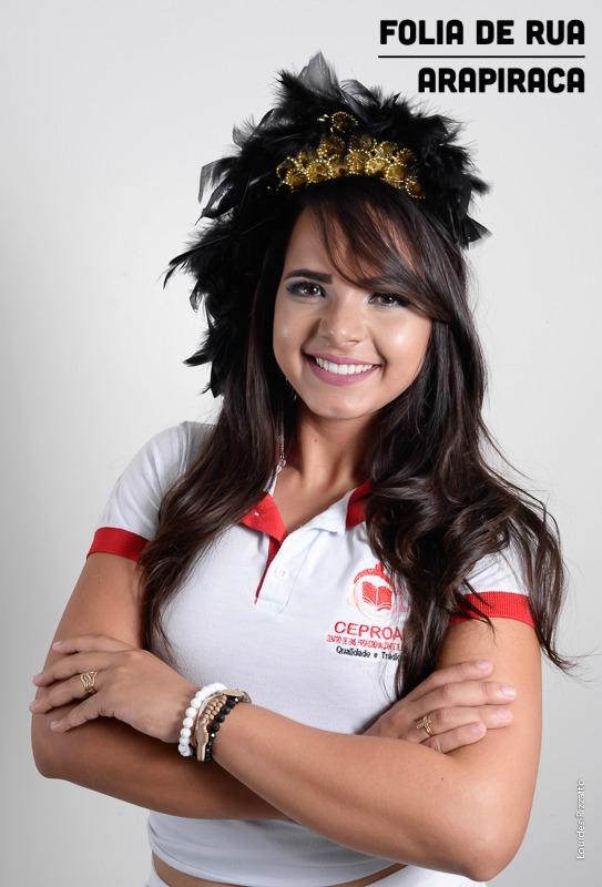 Fernanda Kelly - Rainha Bloco CEPROAL-33