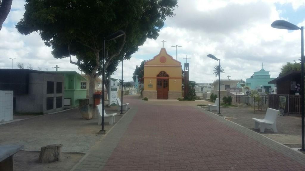 Pio XII Cemitério