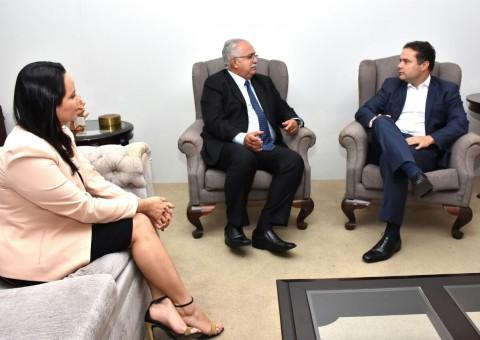 Rogério, Renan e Fabiana