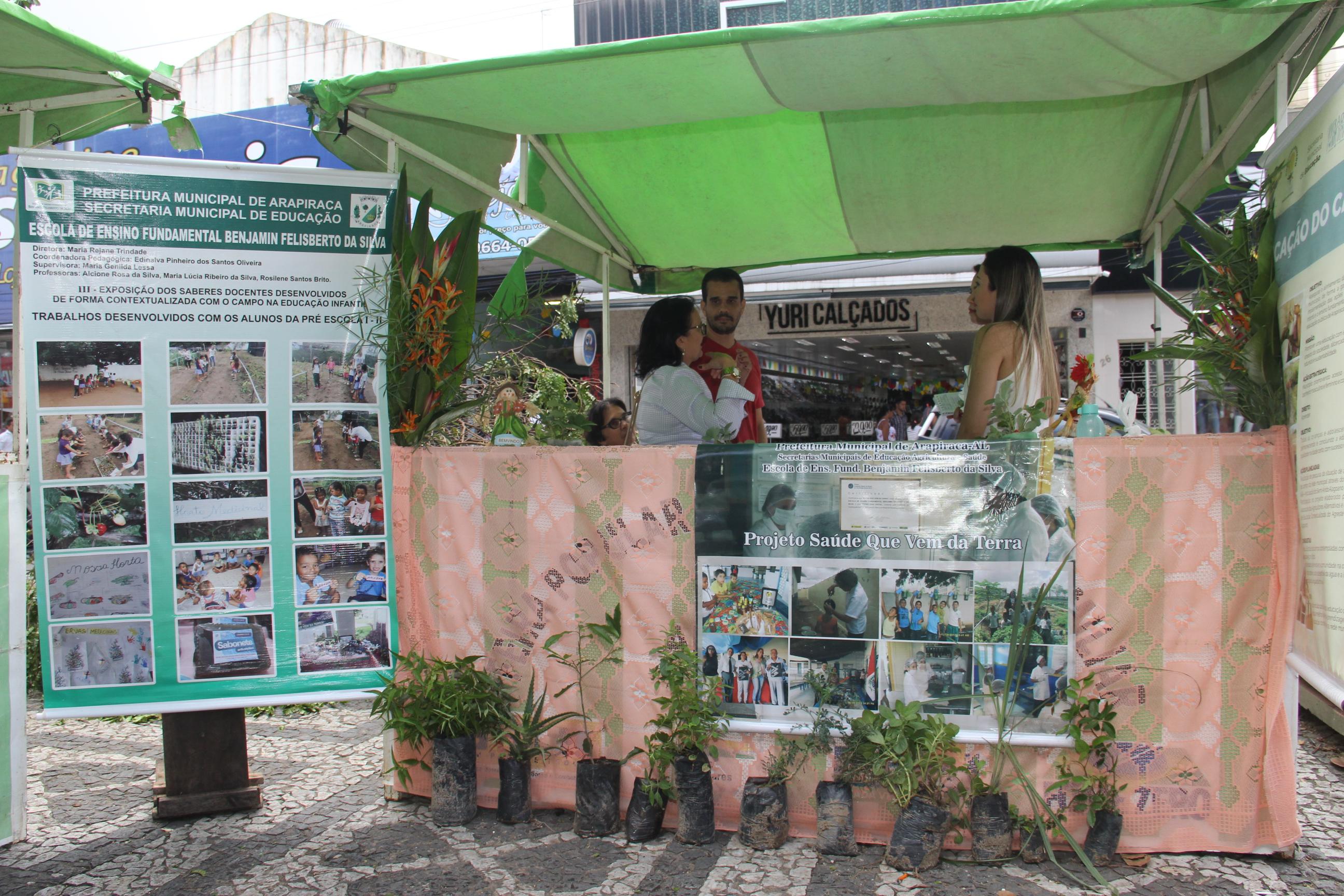 146443ee4 ... ao Dia Mundial do Meio Ambiente, Arapiraca receberá o Museu Itinerante  Casa do Velho Chico, no Ginásio Papa João Paulo II, no Bosque das  Arapiracas.