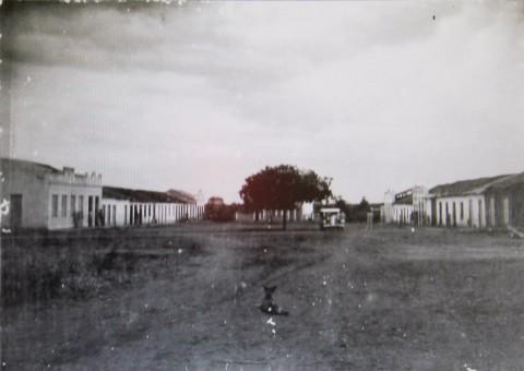 Vila Craíbas, em 1938, quando ainda pertencia a Arapiraca