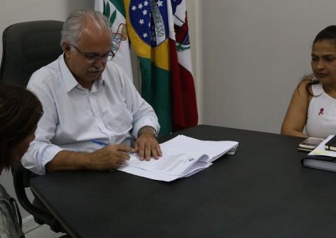 Contrato foi assinado junto a Associação dos Mines e Pequenos Produtores de Abacaxi da Região Agreste do Estado de Alagoas