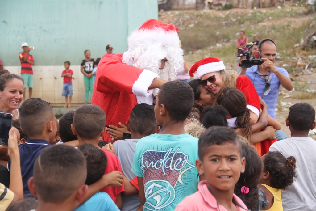 Natal na Creche Sebastiana Guimarães