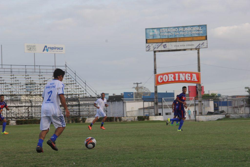 Imagem ilustrativa referente a abertura da 29ª edição do Campeonato Arapiraquense de Futebol Amador