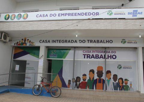 Casa Integrada do Trabalho de Arapiraca