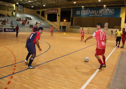 Copa reunirá oito equipes do município arapiraquense