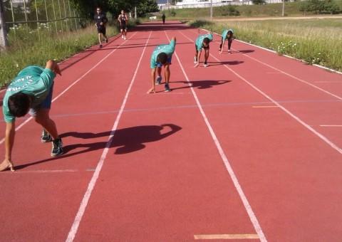 Atletas participam de competição regional sediada na cidade de Natal, no Rio Grande do Norte