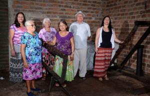 Desde a década de 1990, Nelson Rosa conduzia um grupo de coco com destaladeiras de fumo de Arapiraca